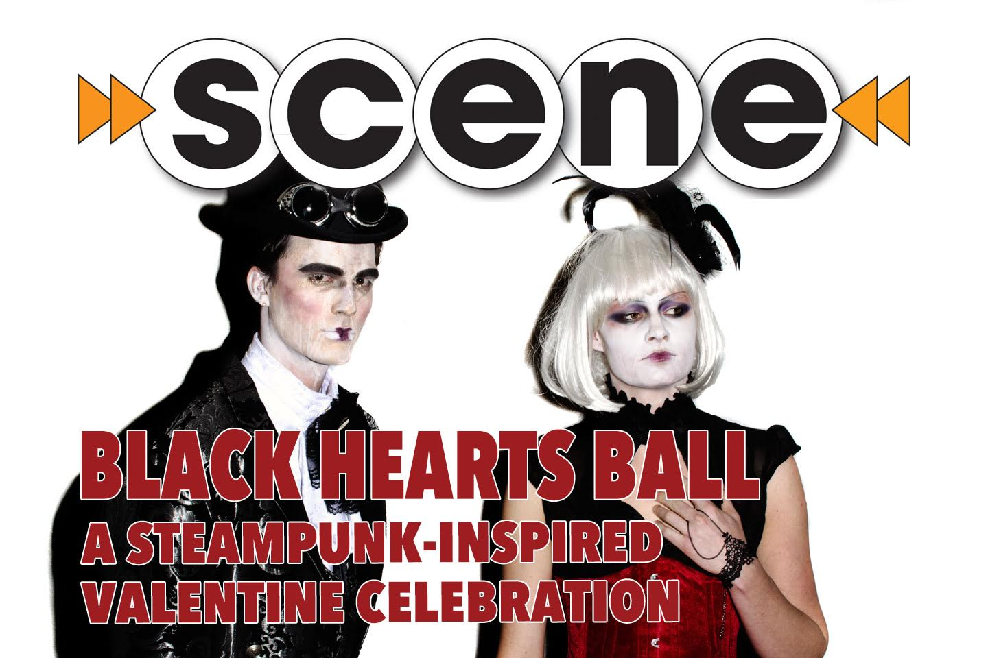BLACK HEARTS BALL SET FOR FEBRUARY 12